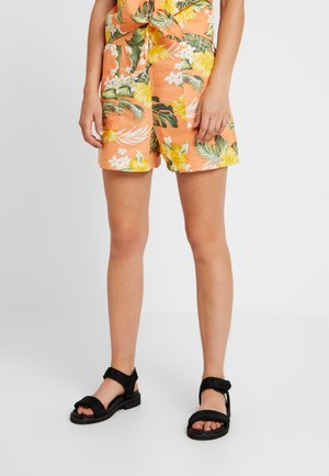 ALOHA - Shorts - coral