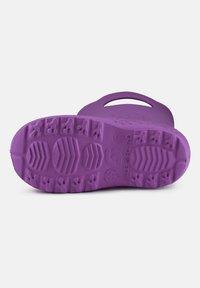 Ladeheid - Regenlaarzen - purple/grey - 3