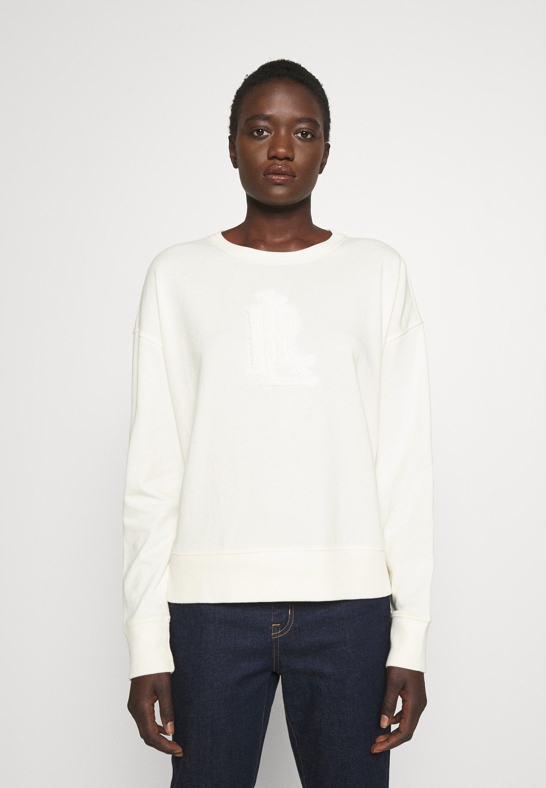 Women COZETTE FRNCH TERRY - Long sleeved top