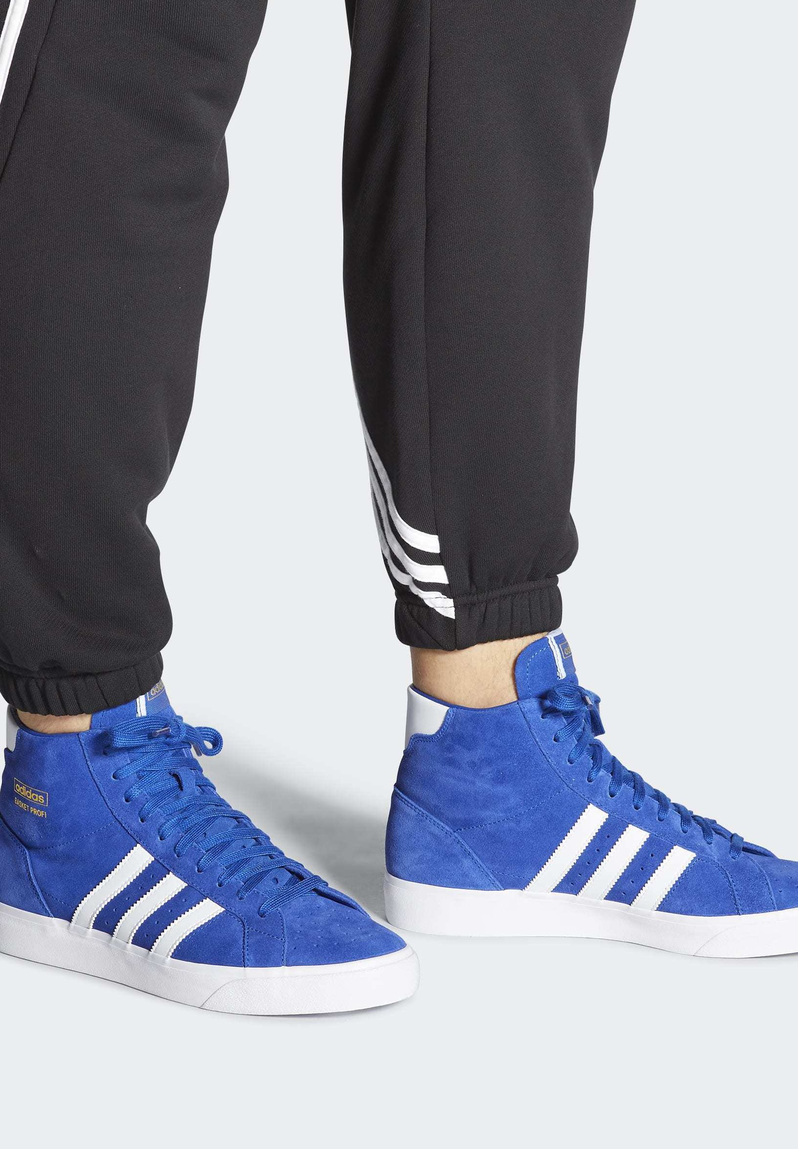 Geringster Preis adidas Originals Sneaker high - blue | Damenbekleidung 2020