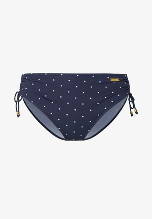ADJUST SPARKLE - Bikini bottoms - navy