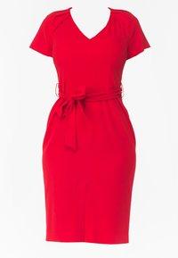 Diyas London - Shift dress - red - 2