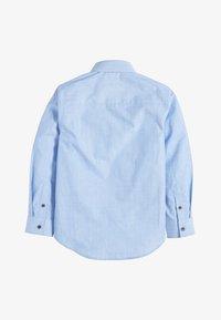 Next - LONG SLEEVE SMART SHIRT (3-16YRS) - Košile - blue - 1