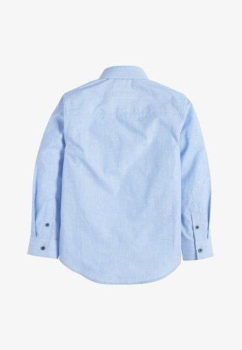LONG SLEEVE SMART SHIRT (3-16YRS) - Košile - blue