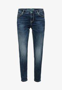 Soccx - Slim fit jeans - dark stone used - 6