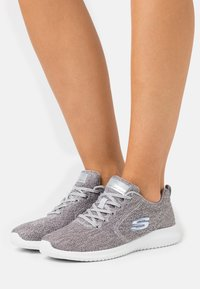 Skechers Sport - ULTRA FLEX - Trainers - gray/white - 0