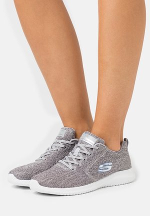 ULTRA FLEX - Sneakers laag - gray/white