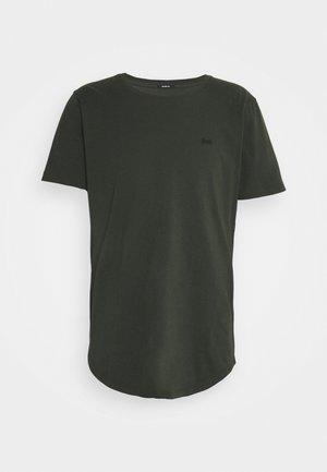 LUIS TEE UNISEX - Basic T-shirt - rosin green