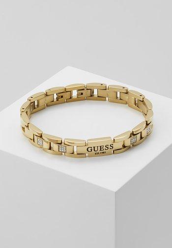 FLAT PLATE - Bracelet - gold-coloured