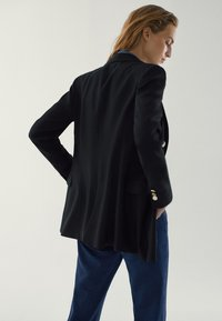 Massimo Dutti - Blazer - black - 2