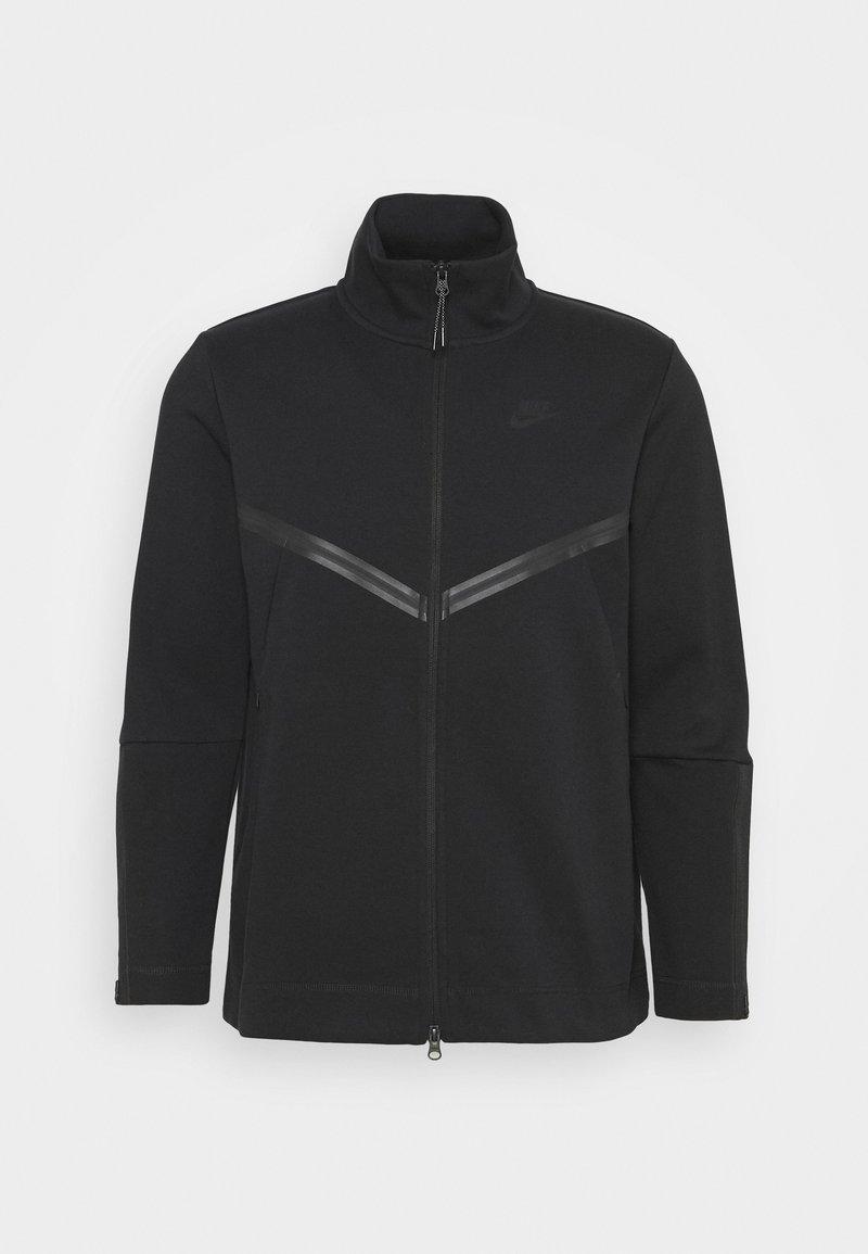 Nike Sportswear - Chaqueta de punto - black/black