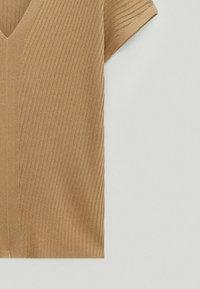 Massimo Dutti - Pullover - brown - 3