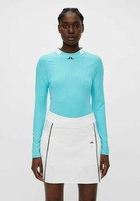 J.LINDEBERG - Long sleeved top - beach blue - 0