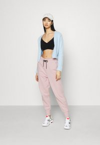 Nike Sportswear - PANT  - Tracksuit bottoms - champagne/black - 1