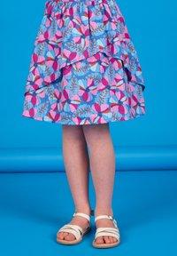 Du Pareil au Même - Wrap skirt - blue - 1