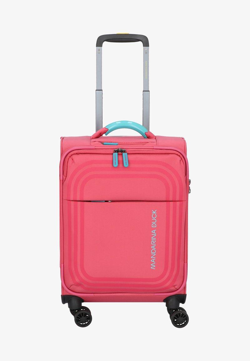 Mandarina Duck - Wheeled suitcase - red