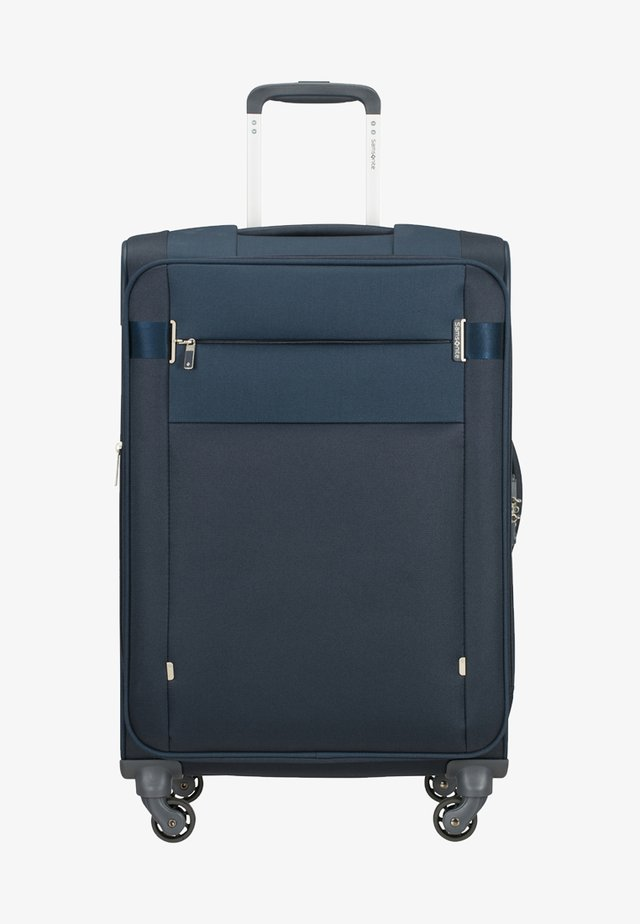 CITYBEAT - Wheeled suitcase - navy blue