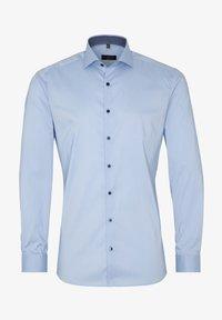 Eterna - SUPER-SLIM - Formal shirt - hellblau - 3