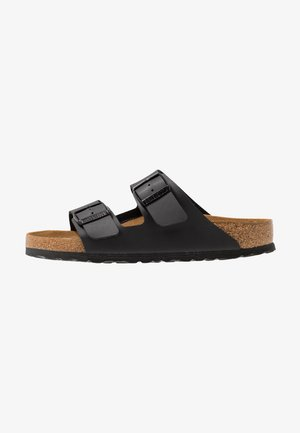 ARIZONA - Sandalias planas - black