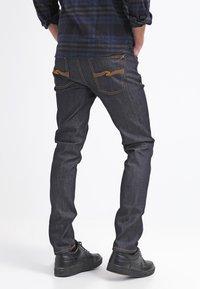 Nudie Jeans - LEAN DEAN  - Jeans slim fit - raw denim - 2