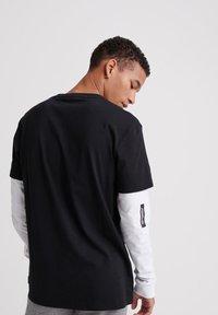 Superdry - Long sleeved top - black - 2