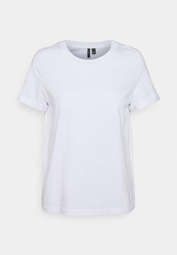 PAULA  - Basic T-shirt - bright white