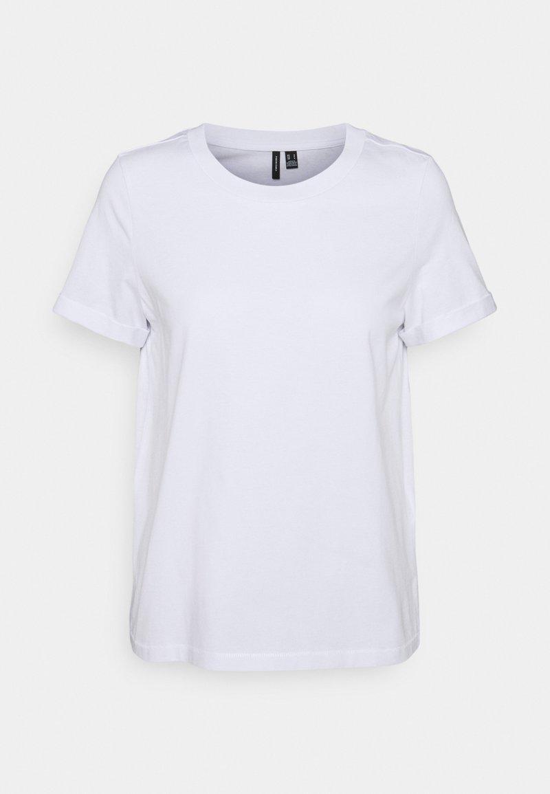 Vero Moda - PAULA  - T-shirts - bright white