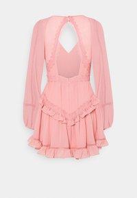 Forever New - JANE SPLICE MINI DRESS - Day dress - dusty blush - 1