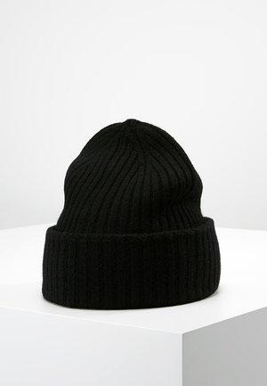 SLHMERINO - Beanie - black