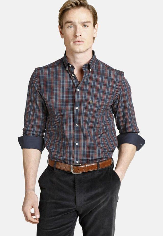 EARL JAYDEN - Shirt - blue/red