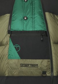 The North Face - STEEP TECH JACKET UNISEX - Down jacket - burnt olive green/evergreen/black - 2