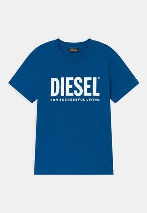 JUSTLOGO MAGLIETTA - Print T-shirt - classic bluette