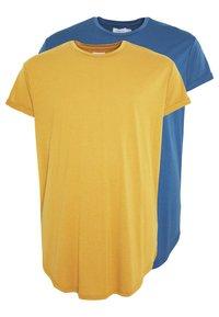 Topman - APPLE SCOTTY 2 PACK  - T-shirt - bas - multi - 0