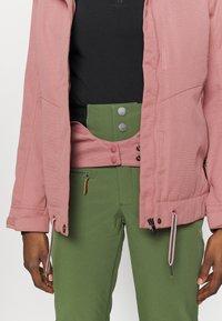 Roxy - MEADE - Snowboard jacket - dusty rose - 6
