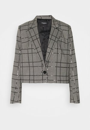 Blazer - grey/black