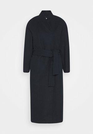 ZAHRA COAT - Classic coat - marine blue