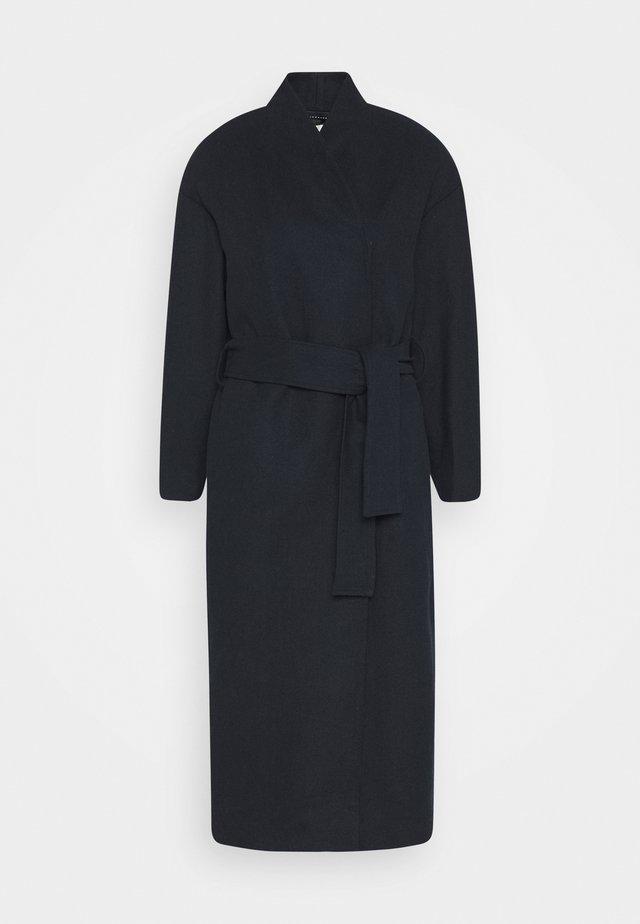 ZAHRA COAT - Zimní kabát - marine blue