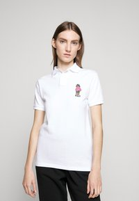 Polo Ralph Lauren - BASIC - Polo - white - 3