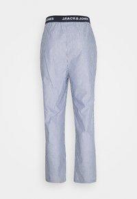 Jack & Jones - JACSTRIP PANTS - Pyžamový spodní díl - light grey melange - 1