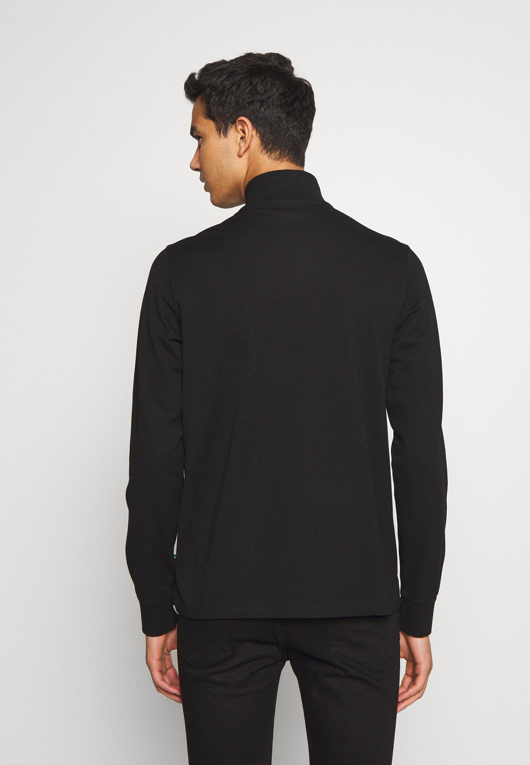 PS Paul Smith T-shirt à manches longues - black