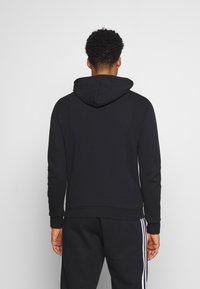 adidas Performance - HOOD - Hoodie - black - 2