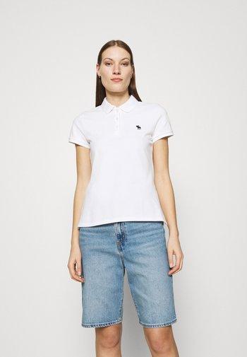 THE NEW - Poloskjorter - white