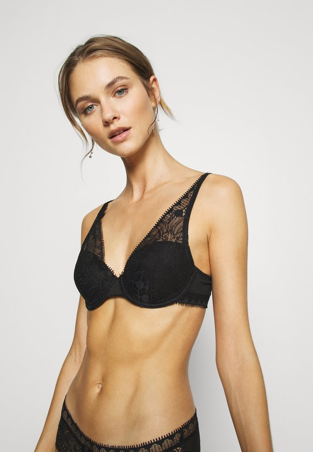 DAY TO NIGHT SPACER - Soutien-gorge à armatures - schwarz