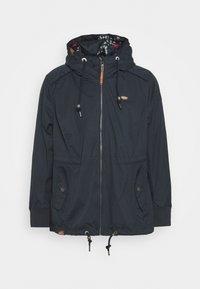 Ragwear Plus - DANKA - Summer jacket - navy - 6