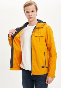 DeFacto - Light jacket - yellow - 3