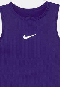 Nike Performance - TANK - Sports shirt - concord/white - 2
