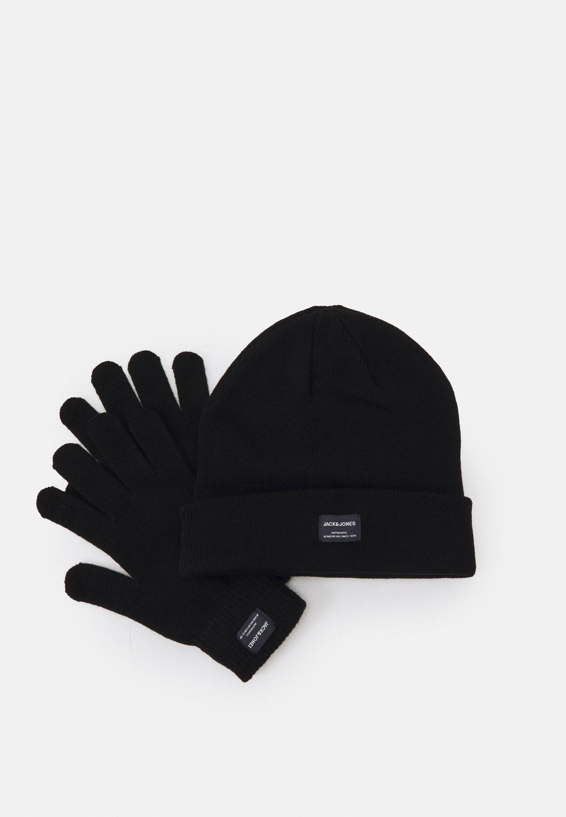 Men JACBEANIE & GLOVE GIFTBOX SET - Gloves