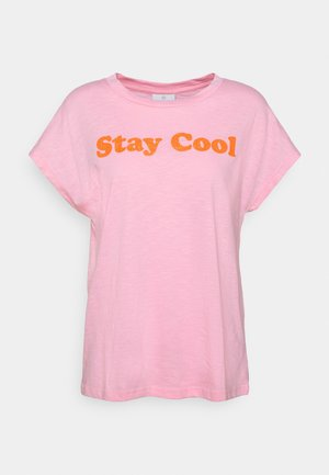 KACOLLIA  - T-shirts med print - candy pink
