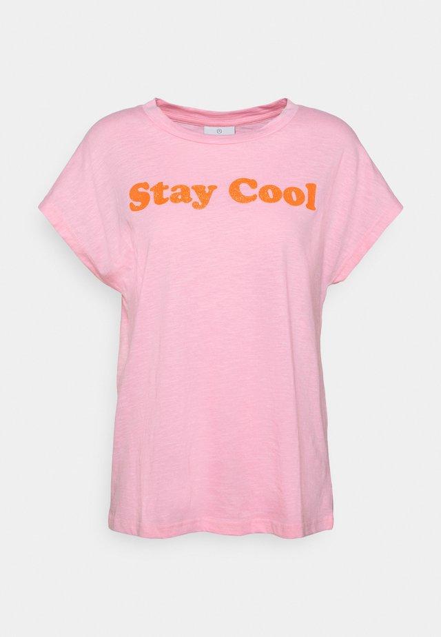 KACOLLIA  - Print T-shirt - candy pink