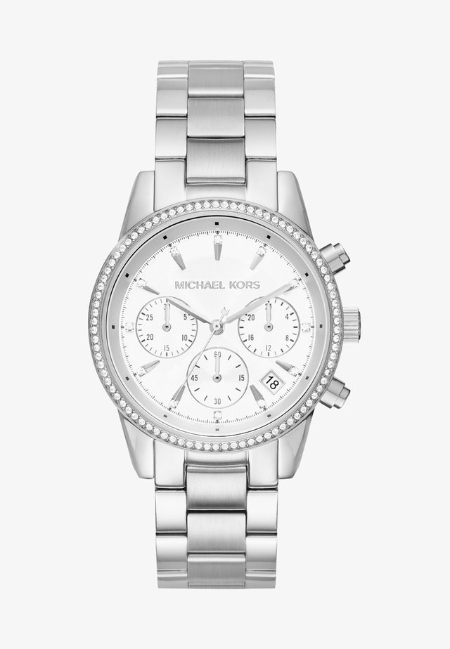 RITZ - Chronograph watch - silver-coloured